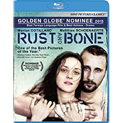 Rust and Bone [Blu-ray]