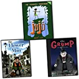 Mark Ludy: 3 books collection (The Youngest Tribesman / The Grump / The Flower Man (a wordless picture book) /)by Mark Ludy