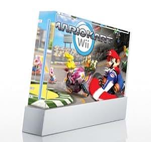 mario kart game skin for nintendo wii console. Black Bedroom Furniture Sets. Home Design Ideas