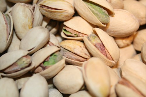 Pistachios California Roasted Unsalted, 5 Lbs