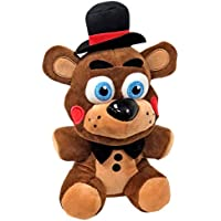 FunKo Five Nights At Freddy's Limited Edition Toy Freddy Plush Doll, 6-Inch