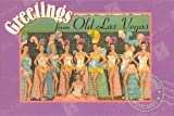img - for Greetings from Old Las Vegas: Postcards from the Good Old Days (Old-Fashioned Postcard Books) book / textbook / text book