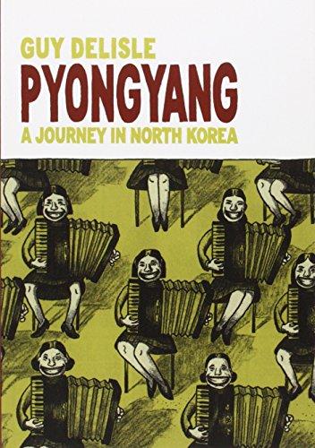 Pyongyang A Journey In North Korea