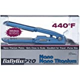 BaByliss PRO Nano Titanium Mini Straightening Iron