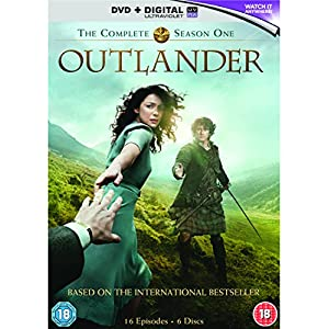 Outlander (2014) - Full Season 01 - Set [Import anglais]