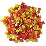 Jennifer's Mosaics Fire Mix 3/8-Inch...