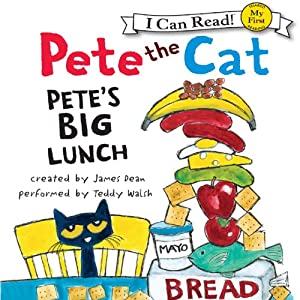 Pete the Cat: Pete's Big Lunch | [James Dean]