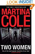 Two Women by Martina Cole book cover