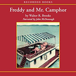 Freddy and Mr. Camphor Audiobook