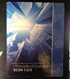 Principles of Economics (5th Edition) Ucsd Custom Edition with Connect