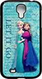 Disney Frozen Samsung Galaxy S4 Case Cover - Disney Frozen Samsung Galaxy S4 Hard Plastic Case Cover - Black