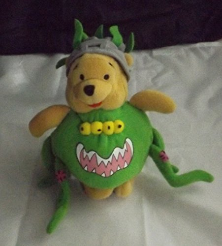 Winnie the Pooh Monster Bean Bag Plush - 7 Inches - 1