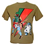 Immortal Men's Star Wars Boba Fett R2...