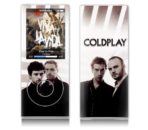 Zing Revolution Ms-Cp20005 Ipod Nano- 4Th Gen- Coldplay- Viva La Vida Skin front-441634