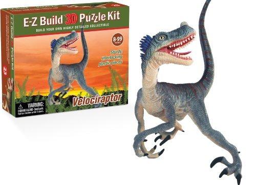 E-Z Build Puzzle - Velociraptor