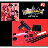 Ding King Car Dent Repair Kit (596) Dent Repair Tool, no more costly dent repairs.by Ding King