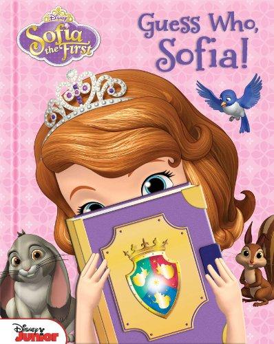 Disney Sofia the First: Guess Who, Sofia! PDF