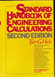 Standard Handbook of Engineering Calculations (007028735X) by Tyler G. Hicks