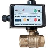"""Wireless Z-Wave Water Valve 3/4"""" inch"""