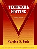 Technical Editing: 4th (fourth) edition