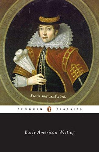 Early American Writing (Penguin Classics)