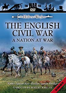 The English Civil War - A Nation At War [DVD]