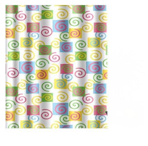 Teen Shower Curtain front-1072493