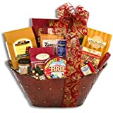 Alder Creek Gifts The Classic Gift Basket, 4 Pound