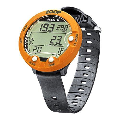 Suunto ZOOP Wrist Unit Scuba Diving Computer (Orange)