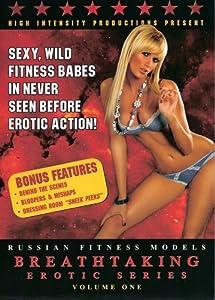 Russian Sexy Fitness Models: Breathtaking Erotic Series Vol. 1