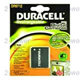 Duracell DR9712 - Digital Camera Battery 3.7V 700mAh