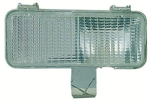 Depo 332-1604L-US Chevrolet/GMC Driver Side Replacement Parking/Signal Light Unit Style: Driver Side (LH)