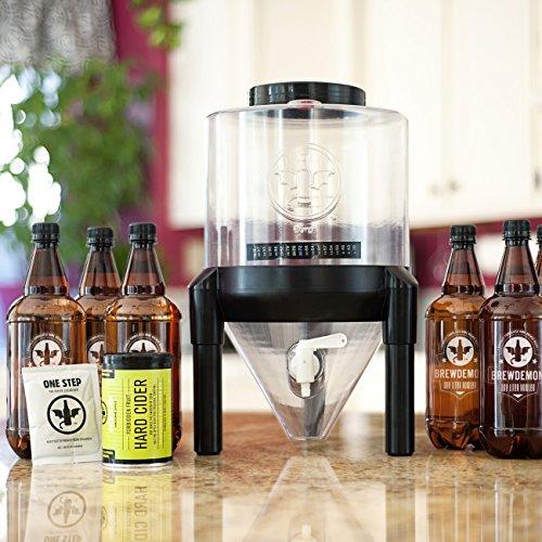 BrewDemon Hard Cider Kit Plus (Cider Making Kit compare prices)