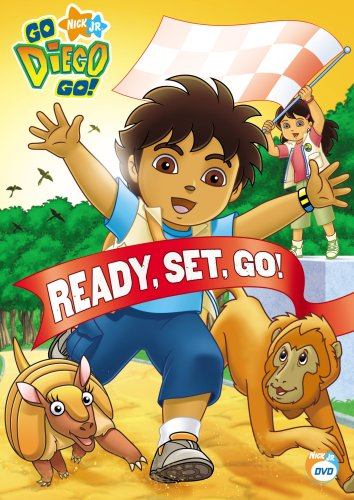 Go Diego Go! - Ready, Set, Go! back-318386