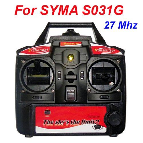 SYMA S031G transmitter controller 27 mHz