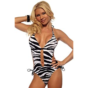 One Piece Sexy Monokini Swimsuit Bikini