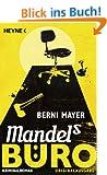 Mandels B�ro: Roman (Max Mandel, Band 1)