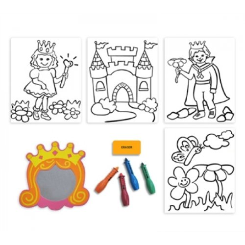 Edushape TubArt - Princess Set