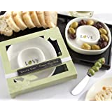 Olive You Olive Tray and Spreader