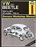 VW Beetle 1200 Owner's Workshop Manual (Haynes Service and Repair Manuals)