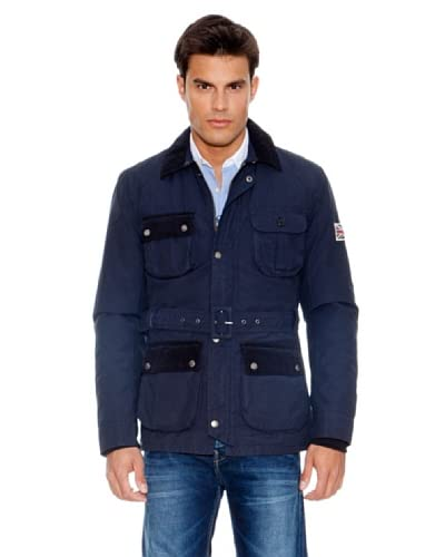 Pepe Jeans London Cazadora Sutton Azul