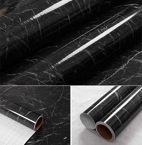 new-black-granite-look-marble-gloss-film-vinyl-self-adhesive-counter-top-peel-and-stick-wall-decal-1