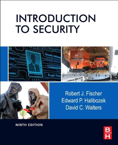 Introduction To Security front-99646