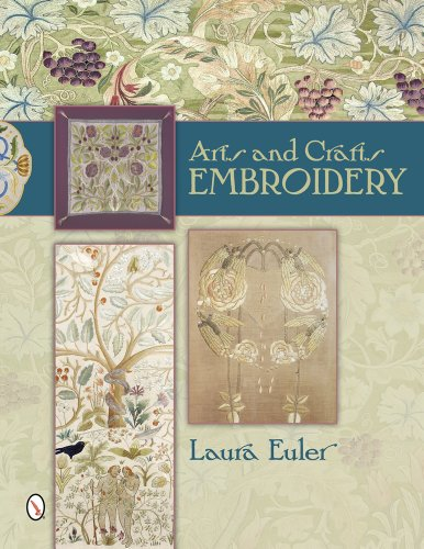 Arts and Crafts Embroidery PDF