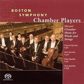 Quartet in F for oboe, violin, viola, and cello, K.370(368b):Rondeau. Allegro