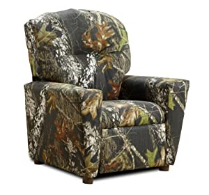 Mossy Oak Kid's Recliner