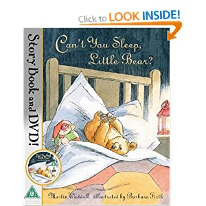 Can't You Sleep, Little Bear? (Book & DVD)
