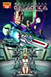 Battlestar Galactica Final Five #1 (Of 4)
