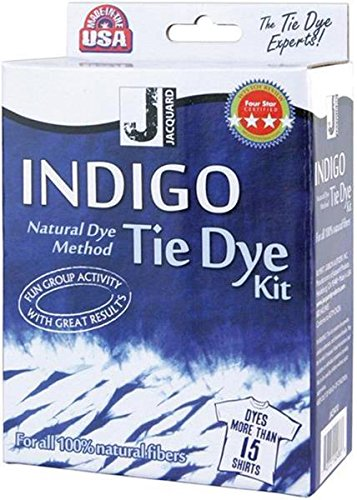 Jacquard Indigo Tie Dye Kit (Mini) - 1
