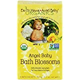 Earth Mama Angel Baby Angel Baby Bath Blossoms, 6 Count
